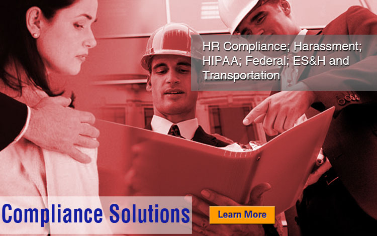 Compliance Solutions Training